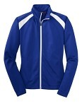 2nd Airstream of Virginia Ladies Tricot Track Jacket