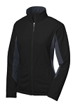 2nd Airstream of Virginia Ladies Colorblock Soft Shell Jacket