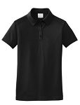 Camping World Technical Institute Nike Ladies Dri-FIT Pebble Texture Polo