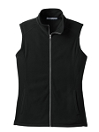 Camping World Technical Institute Ladies Microfleece Vest