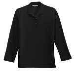 Camping World Technical Institute Ladies Long Sleeve Polo