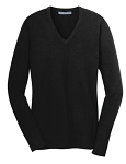 Camping World Technical Institute Ladies V-Neck Sweater