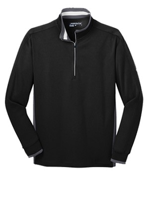 1st Airstream of Oklahoma Nike Dri-FIT 1/2-Zip Coverup