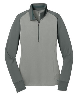 Camping World RV Ladies Nike Dri-FIT 1/2-Zip Coverup